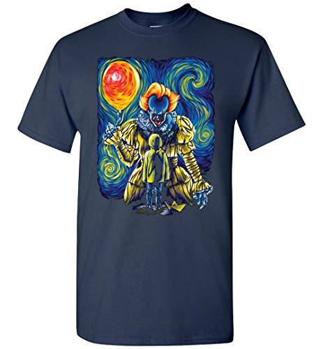 Picture Clown Tee Shirt -