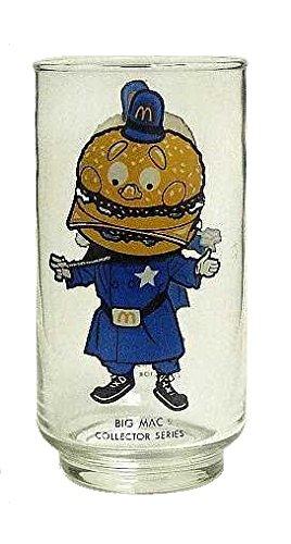 (McDonald's Collectors Series Glass (1977 / Big Mac / 5 1/2