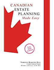 Canadian Estate Planning Made Easy: 2020 Edition
