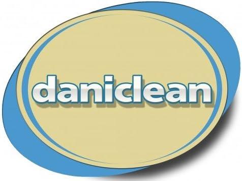 daniclean/© DC005//50/Sacchetti per aspirapolvere adatto per Bosch//Siemens Tipo: D E G F