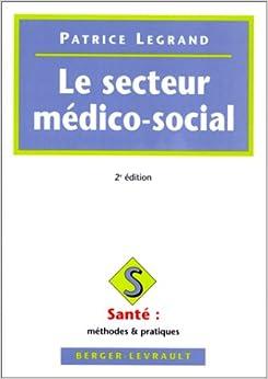Secteur médico-social, 2e édition