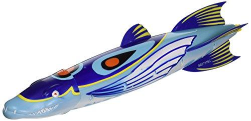 Swimways Barracuda Water Rocket (Colors May Vary)