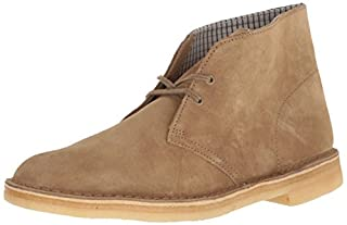 CLARKS Men's Desert Chukka Boot, Oakwood Suede, 7 Medium US (B00XIIJ49E) | Amazon price tracker / tracking, Amazon price history charts, Amazon price watches, Amazon price drop alerts
