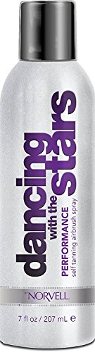 Dancing With The Stars Performance Sunless Self-Tanning Mist - Airbrush Spray Solution with Bronzer for Instant Sun Kissed Glow, 7 fl.oz.