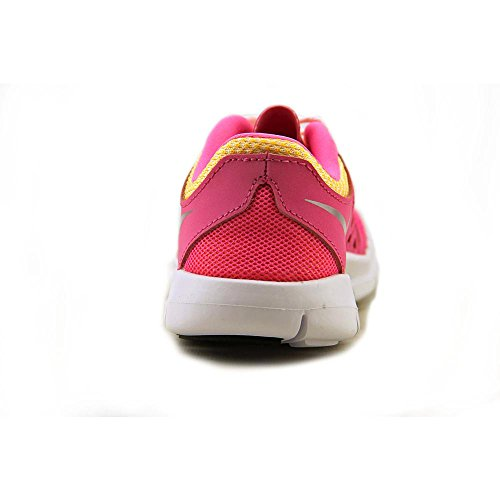 Nike Bambini Gratis 5 (ps) Rosa Scarpa Da Corsa / Bianco