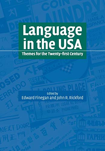 Language in the USA: Themes 21C: Themes for the...