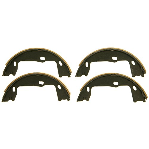 - Wagner Z797 Parking Brake Shoe Set, Rear