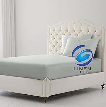 Linen Galaxy Bunk Bed Fitted Sheet Polycotton 2 Foot 6 Inch Small