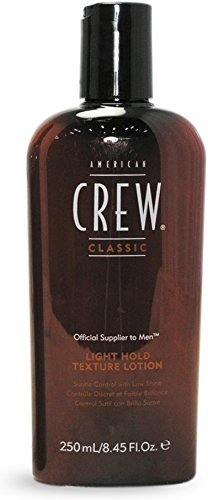 (American Crew Classic Light Hold Texture Lotion 8.4 oz (Pack of 12))