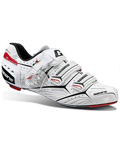 Gaerne Carbon G.Platinum Scarpe Road Ciclismo, White - 43