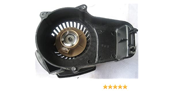 PULL START PULLER STARTER w METAL COG 33cc 47cc 49cc 50cc ATV POCKET DIRT BIKE