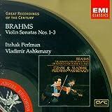 Image of Brahms: Violin Sonatas Nos. 1-3