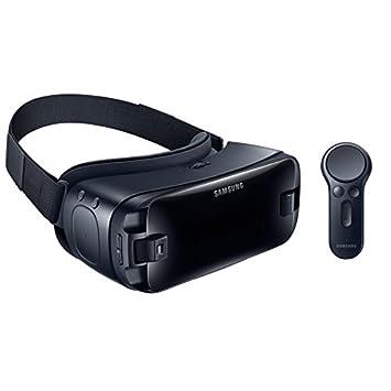 Højmoderne Samsung Gear VR Virtual Headset - Black: Amazon.co.uk: Electronics XR-89