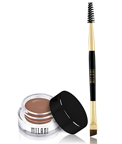 Milani Stay Put Brow Color, Soft Brown, 0.09 Ounce