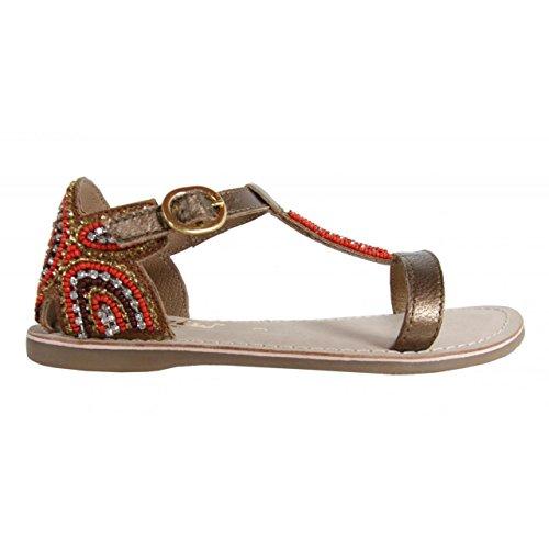 Cheiw Sandalen Für Mädchen 47117 Napa Bronce Schuhgröße 31
