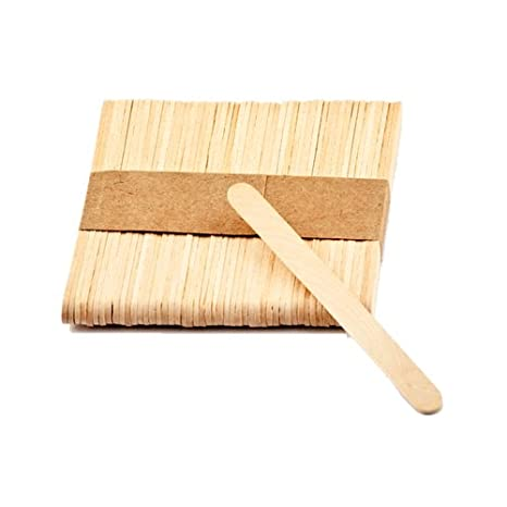 Ezee Wooden Ice Cream Stick50 Sticks