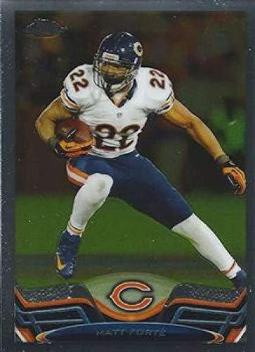 2013 Topps Chrome #133 Matt Forte Bears NFL Football Card NM-MT