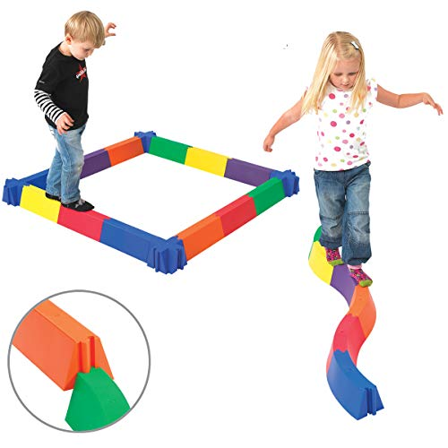 (edx Education Balancing Path - 28 Pieces - Balance Toy for Kids)