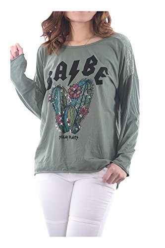 Langarm Ig009 In Girls Abbino Italy Tops Shirts Made M q7dZZ5H