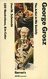 George Grosz, Uwe M. Schneede, 0812021843