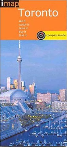 Download Imap Toronto Ontario (Inside Out City Guides) pdf