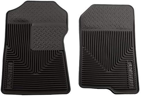 Husky Liners – 51021 Front Floor Mats Fits 97-04 F150 SuperCab/Standard Black