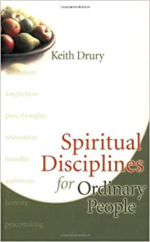 Book Spiritual Disciplines for Ordinary People