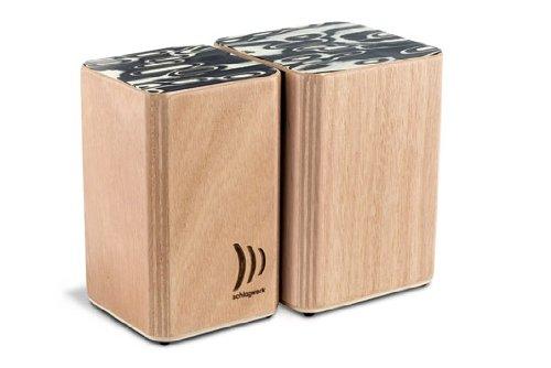Schlagwerk WBS200 Wooden Bongos by Schlagwerk