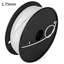 3DDPLUS 1.75mm flexible soft PLA 3D Printer Filament - 750g Spool (1.65 lbs) - Dimensional Accuracy +/- 0.03mm