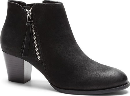 VIONIC Women's Upright Sterling Ankle Boot Black Boot