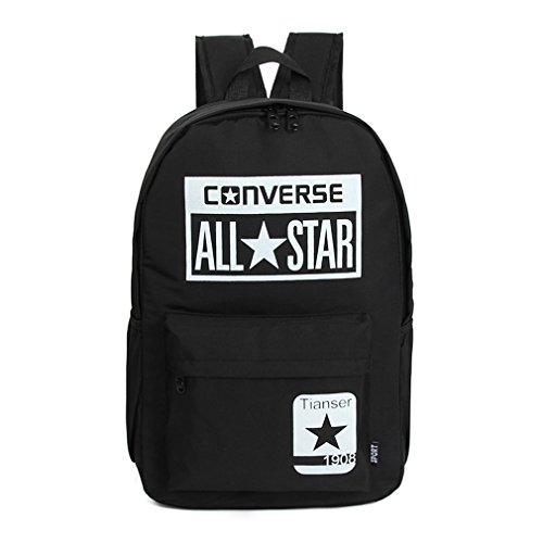 5a1abde601b1 Converse Classic Shoulder Bags School Bag Laptop Backpack Black - Buy  Online in Oman.