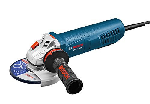 Bosch Switch (Bosch GWS13-60PD  High-Performance Angle Grinder with No-Lock-On Paddle Switch, 6