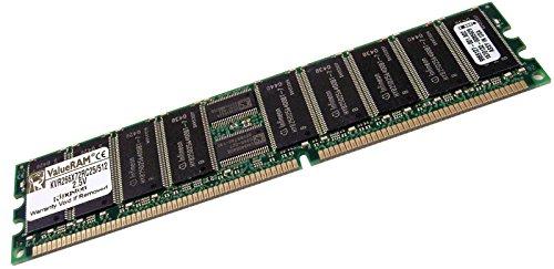 (Kingston 512MB PC2100 DDR Memrory KVR266X72RC25-512)