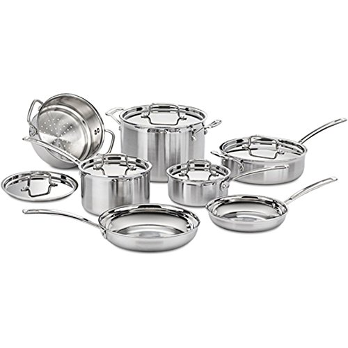 Cuisinart Multiclad Stainless Certified Refurbished