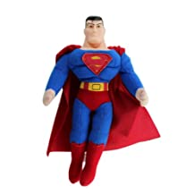 Superman plush Doll - 10in Soft Justice League Superman Stuffed Plush