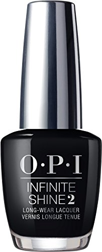 - OPI Infinite Shine, Black Onyx, 0.5 fl.Oz.
