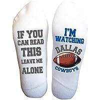 Dallas Socks For Men American Football Birthday Gift Game