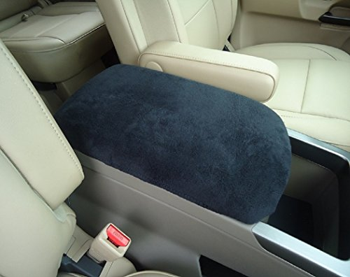 Car Console Covers Plus Made in USA Center Armrest Console Cover fits 2006-2010 Chevy Impala ()