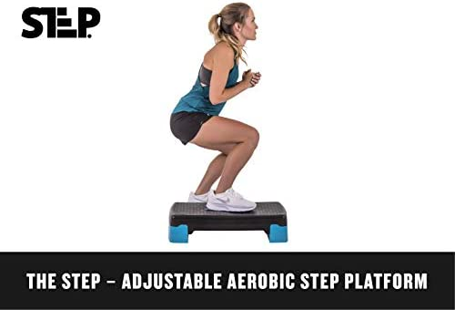 Sistema de Entrenamiento The Step Home Gym para Entrenamiento de núcleo, Fuerza, Estabilidad y Resistencia 4