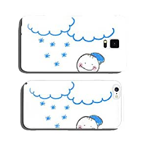 winter cell phone cover case iPhone5