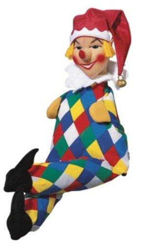 Kersa 12500 - Kasperfigur Kasper mit Beinen, 30 cm Handpuppe Figurentheater / Handpuppen Figurentheater und Zubehör