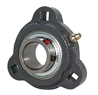 Peer Bearing PER FHSF3X205-16G 3 Bolt Flange Unit