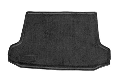 Lund 613761 Catch-All Premium Charcoal Carpet Rear Cargo Floor Mat Catch All Cargo Liner