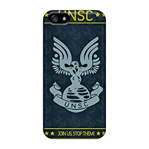 Case Cover Halo3 Odst/ Fashionable Case For Iphone 5/5s wangjiang maoyi
