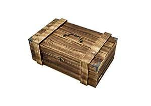 Wooden Storage Box Organizer Antique Wooden Jewelry Box