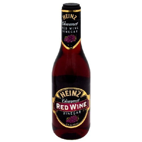 Heinz Gourmet Red Wine Vinegar (131750) 12 oz (Pack of 12) by Heinz