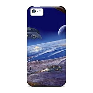 LAeaaXk8323kDRTW DustinHVance Halo 3 Video Game Feeling Iphone 5c On Your Style Birthday Gift Cover Case