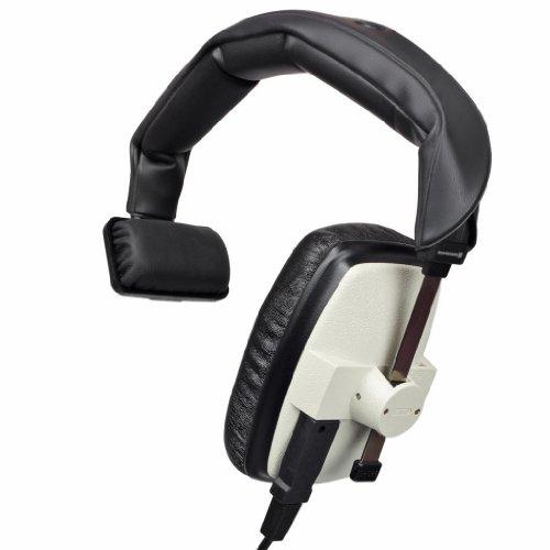 Beyerdynamic DT-102–16OHM-GREY Single-Ear auriculares estudio para el seguimiento, EFP/eng y aplicaciones en vivo, 16ohmios, color gris