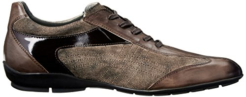 Mix Mens Vega Fashion Sneaker Moka / Taupe