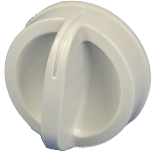 LG Electronics 4941AR7315A Air Conditioner Replacement Control Knob, White